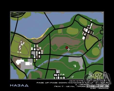 Velho e enferrujado, GÁS 53 para GTA San Andreas quinto tela