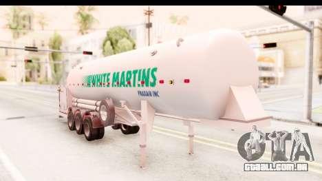 Trailer Brasil v5 para GTA San Andreas vista direita