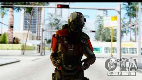 Homefront The Revolution - KPA v1 Dead para GTA San Andreas