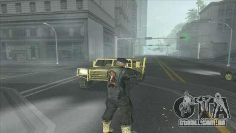 WantedLevel para GTA San Andreas