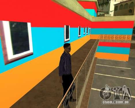 Armenian Jeferson para GTA San Andreas sétima tela