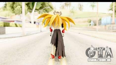 Bleach - Ichigo H para GTA San Andreas terceira tela