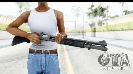 Mossberg 590 para GTA San Andreas terceira tela