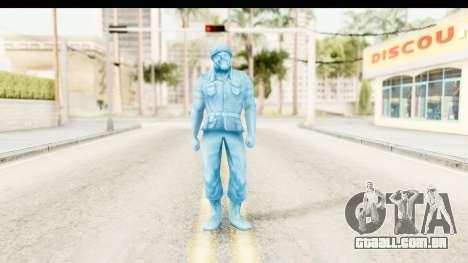 ArmyMen: Serge Heroes 2 - Man v4 para GTA San Andreas segunda tela