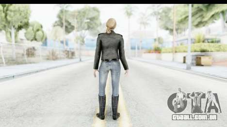 Alan Wake Alice 2009 para GTA San Andreas terceira tela