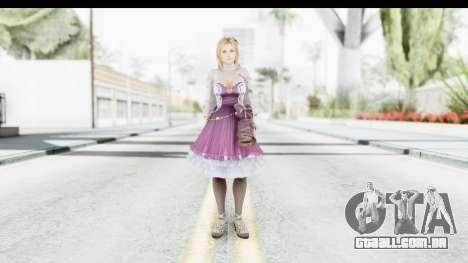 Tina Mashup from Dead Or Alive 5 para GTA San Andreas