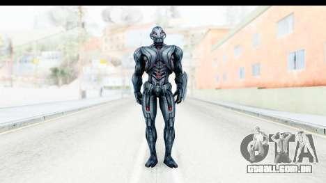 Marvel Future Fight - Ultron Mk3 (AOU) para GTA San Andreas segunda tela