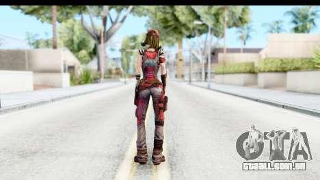Borderland - Gaige para GTA San Andreas terceira tela