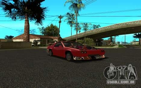 Buffalo (Tunning) para GTA San Andreas