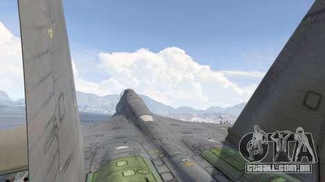 GTA 5 Su-30МКК HQ Chinês sexta imagem de tela