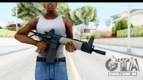 LR-300 Tan para GTA San Andreas terceira tela