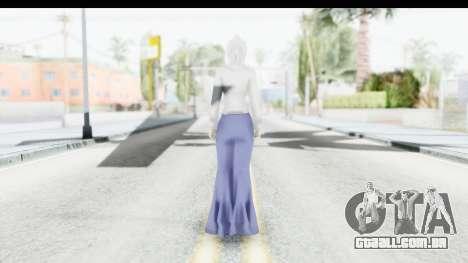 Muslim Girl para GTA San Andreas terceira tela