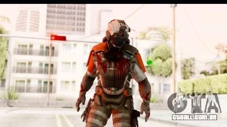 Homefront The Revolution - KPA v2 Dead para GTA San Andreas