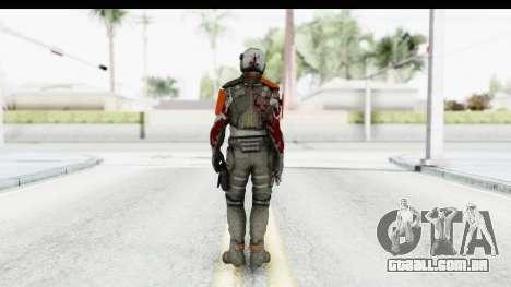 Homefront The Revolution - KPA v4 Dead para GTA San Andreas terceira tela