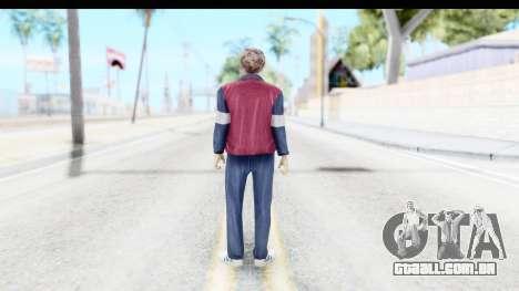 Max Payne 2 - Vincent Gonitti para GTA San Andreas terceira tela
