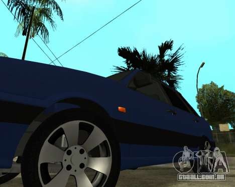 VAZ 21015 ARMENIAN para as rodas de GTA San Andreas