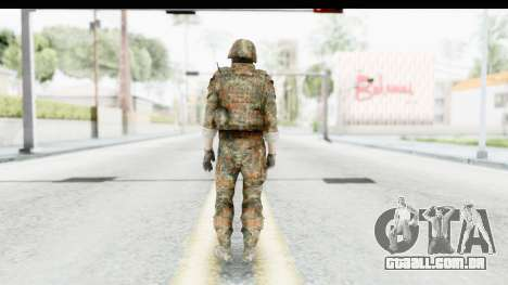 Global Warfare Germany para GTA San Andreas terceira tela