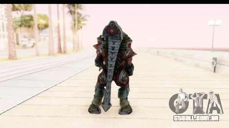DOOM 3 - Cyberdemon para GTA San Andreas terceira tela