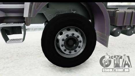 Tatra Phoenix 6x2 Agro Truck v1.0 para GTA San Andreas vista traseira