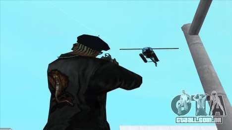 WantedLevel para GTA San Andreas segunda tela