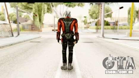 Suicide Squad - Deadshot para GTA San Andreas terceira tela