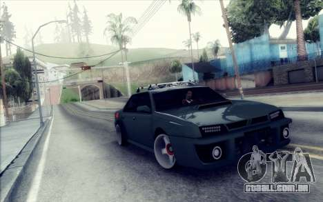 New Stance Sultan para GTA San Andreas