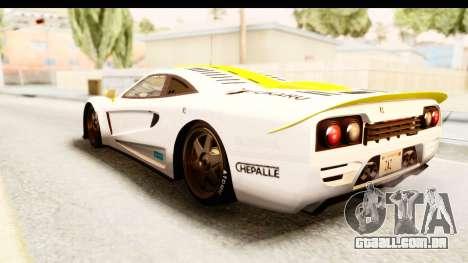GTA 5 Progen Tyrus SA Style para as rodas de GTA San Andreas