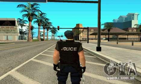 Instrutor da SWAT para GTA San Andreas segunda tela