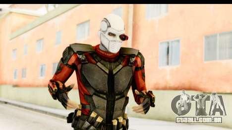 Suicide Squad - Deadshot para GTA San Andreas