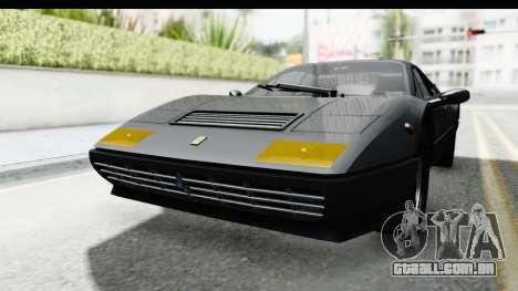 Ferrari 512 GT4 BB 1976 para GTA San Andreas vista direita