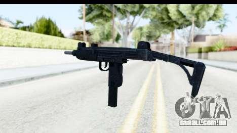 UZI para GTA San Andreas segunda tela