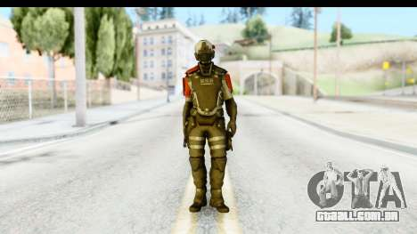 Homefront The Revolution - KPA v1 Original para GTA San Andreas segunda tela