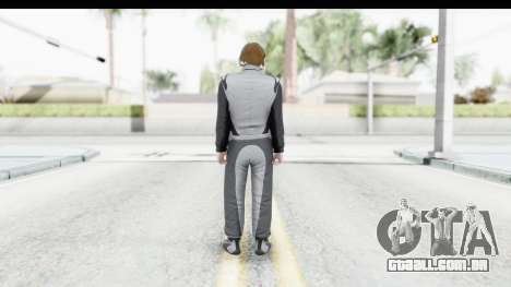 GTA 5 Online Cunning Stunts Skin 1 para GTA San Andreas terceira tela