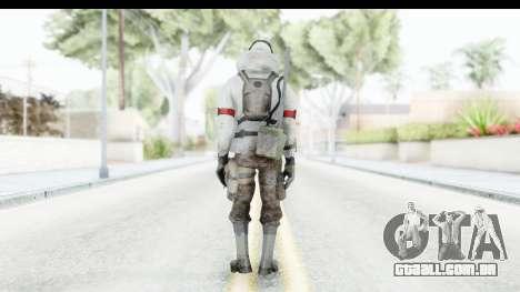The Division Last Man Battalion - Leader para GTA San Andreas terceira tela