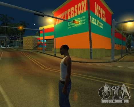 Armenian Jeferson para GTA San Andreas segunda tela
