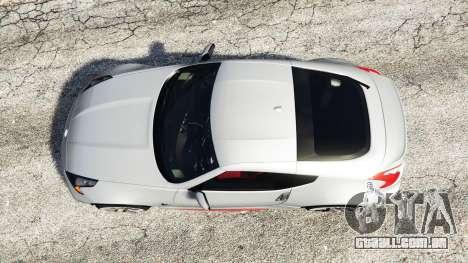 GTA 5 Nissan 370Z Nismo Z34 2016 [replace] voltar vista