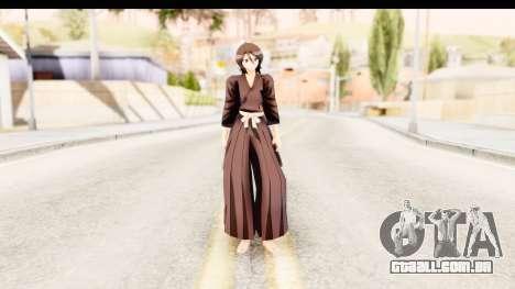 Bleach - Rukia para GTA San Andreas segunda tela