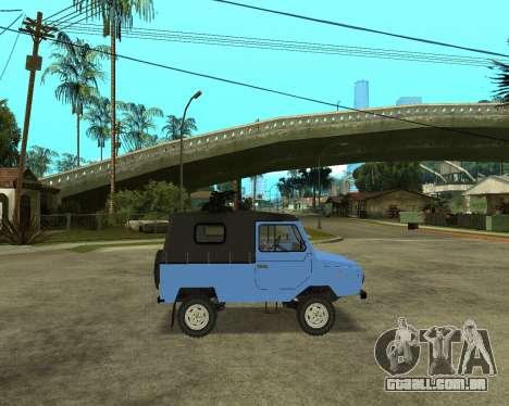 Luaz 969 Armenian para GTA San Andreas vista direita