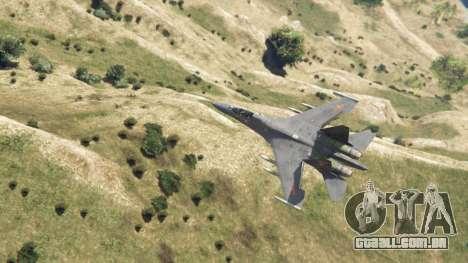 GTA 5 Su-30МКК HQ Chinês quarto screenshot