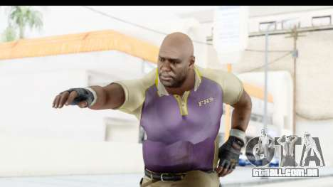 Left 4 Dead 2 - Coach para GTA San Andreas