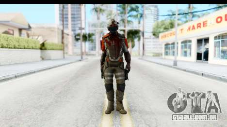 Homefront The Revolution - KPA v3 Dead para GTA San Andreas