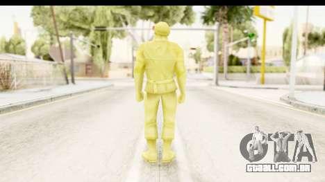 ArmyMen: Serge Heroes 2 - Man v5 para GTA San Andreas terceira tela