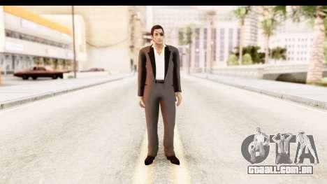 Yakuza 0 Goro Majima para GTA San Andreas segunda tela