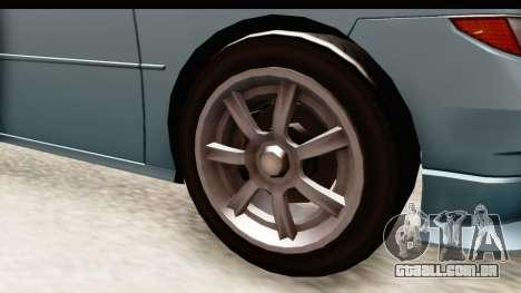GTA 5 (4) Dinka Perennial IVF para GTA San Andreas vista traseira