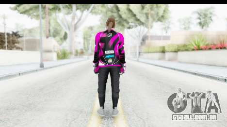 GTA 5 Online Cunning Stunts Skin 3 para GTA San Andreas terceira tela