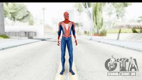 Spider-Man Insomniac v1 para GTA San Andreas segunda tela