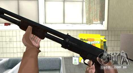 TOZ-194 da Insurgência para GTA San Andreas terceira tela