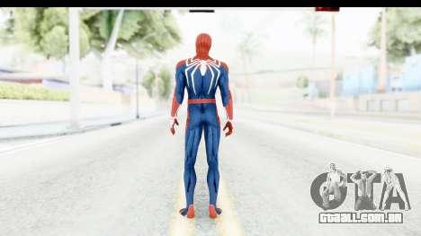 Spider-Man Insomniac v2 para GTA San Andreas terceira tela