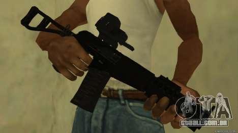 Como-VAL Payday 2 para GTA San Andreas
