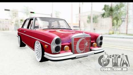 Mercedes-Benz 300SEL para GTA San Andreas
